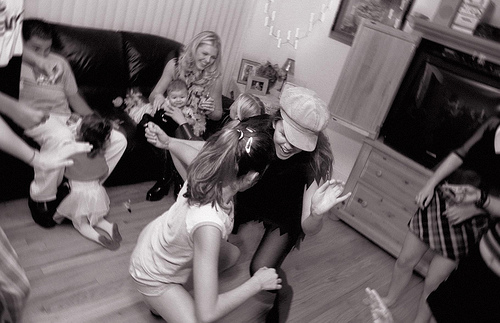 Teenagers Wild